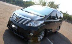 DKI Jakarta, Dijual cepat Toyota Alphard G ATPM 2010 bekas