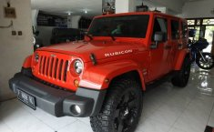Dijual Mobil Jeep Wrangler Sahara Unlimited 2012 di DIY Yogyakarta