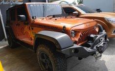 Dijual Mobil Jeep Wrangler Rubicon 2011 di DIY Yogyakarta