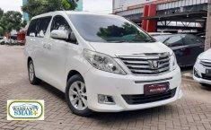 Jual Cepat Toyota Alphard G 2013 di Tangerang Selatan