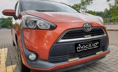 Jual mobil Toyota Sienta V 2017 bekas, DKI Jakarta