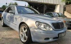 Dijual Mobil Mercedes-Benz S-Class S 280 2001 di DKI Jakarta