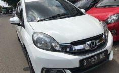 Jual mobil Honda Mobilio E Prestige 2015 harga murah di Bekasi