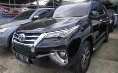 Dijual mobil bekas Toyota Fortuner VRZ AT 2017 di Bekasi
