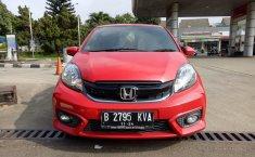 Bekasi, Dijual mobil Honda Brio Satya 1.2 AT 2017 bekas