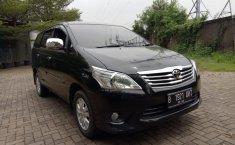 Jual Mobil Bekas Toyota Kijang Innova 2.0 G 2012 Terawat di Bekasi