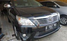 Jual Mobil Bekas Toyota Kijang Innova 2.0 G 2011 Terawat di Bekasi