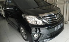 Jual mobil bekas Toyota Alphard 2.4 NA 2013 di DIY Yogyakarta