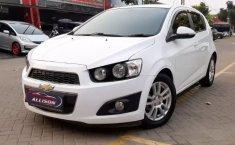 Dijual Cepat Chevrolet Aveo LT 2014 di Tangerang Selatan