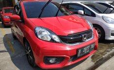 Jual Mobil Bekas Honda Brio Satya E 2017 di Bekasi