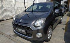 Jual Mobil Bekas Daihatsu Ayla X 2015 Terawat di Bekasi