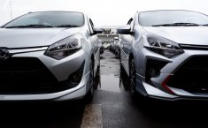 Komparasi Toyota Agya TRD 2020 vs 2017, Perlu Upgrade?