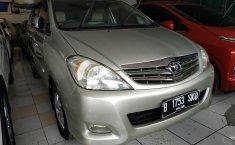 Jual Cepat Toyota Kijang Innova 2.0 G AT 2010 di Bekasi