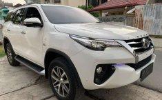 Jual mobil Toyota Fortuner SRZ 2017 bekas, Sumatra Utara