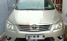Lampung, Toyota Kijang Innova 2.4G 2013 kondisi terawat