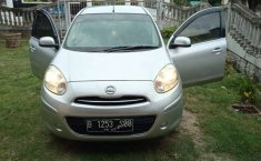 Mobil Nissan March 2011 1.2 Automatic dijual, Aceh