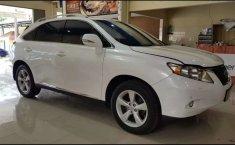 Jual Lexus RX 270 2012 harga murah di DKI Jakarta