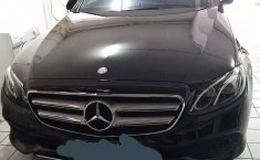 DKI Jakarta, Mercedes-Benz E-Class E250 2017 kondisi terawat