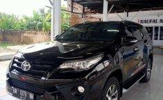 Riau, Toyota Fortuner VRZ 2017 kondisi terawat