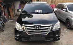 Sumatra Utara, Toyota Kijang Innova E 2015 kondisi terawat