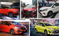 5 Mobil Hatchback Terbaik Rp200 Jutaan: Pilihan Mobil Perkotaan