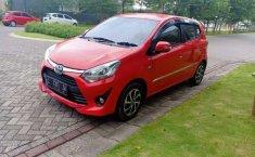 Jual cepat Toyota Agya G 2018 di Jawa Timur