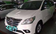 Jual Toyota Kijang Innova 2.0 G 2014 harga murah di DKI Jakarta