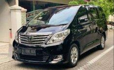 Jual Toyota Alphard X 2012 harga murah di Jawa Timur