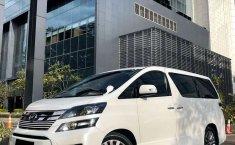 Jual Toyota Vellfire Z 2014 harga murah di DKI Jakarta