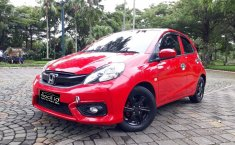 Jual Mobil Honda Brio Satya E 2016 bekas, DKI Jakarta