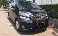 Dijual mobil Toyota Vellfire 2.4 AT Premium Sound 2012 di Tangerang