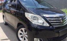 Dijual Mobil Toyota Alphard G 2013 di Tangerang