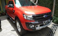 Dijual Cepat Ford Ranger WILDTRACK 4x4 2014 di DIY Yogyakarta