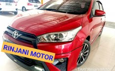 Jual Mobil Bekas Toyota Yaris TRD Sportivo 2016 di Bekasi