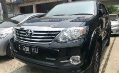 Jual cepat mobil Toyota Fortuner G Luxury 2014 di Bekasi