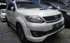 Bekasi, Dijual mobil Toyota Fortuner G VNT Turbo AT 2015