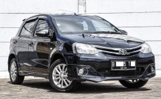 DKI Jakarta, Dijual cepat Toyota Etios Valco G 2015 bekas