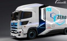 Toyota dan Hino Duet Bikin Truk Berbahan Bakar Hidrogen