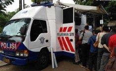 Tunggu Situasi Normal, Polisi Hentikan Sementara Layanan SIM