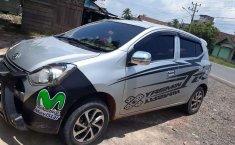 Jual Daihatsu Ayla D+ 2017 harga murah di Sumatra Selatan