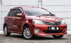Jual Mobil Bekas Toyota Etios Valco G 2015 di DKI Jakarta