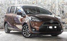 DKI Jakarta, Dijual cepat Toyota Sienta V 2017 Bekas