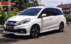 Dijual cepat Honda Mobilio 1.5 RS AT 2014, DKI Jakarta