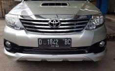 Jual Toyota Fortuner G 4x4 VNT 2012 harga murah di Jawa Barat