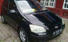 Mobil Hyundai Getz 2004 terbaik di Sumatra Barat
