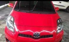 Sumatra Utara, Toyota Yaris TRD Sportivo 2013 kondisi terawat