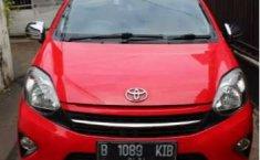 Mobil Toyota Agya 2015 G dijual, DKI Jakarta