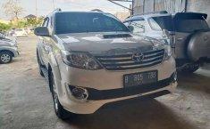 Jual mobil Toyota Fortuner G TRD 2013 bekas, Riau