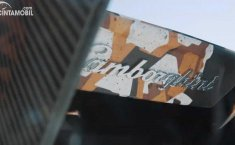 Lakukan Shakedown, Lamborghini Bocorkan Sosok Mobil Balap V12-nya
