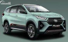 Toyota Rush Facelift Siap Dijual di India, Begini Tampangnya